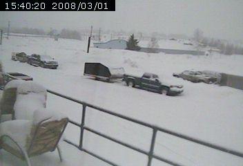 Caribou Cove webcam - The Crown Park Inn webcam, Maine, Aroostook County